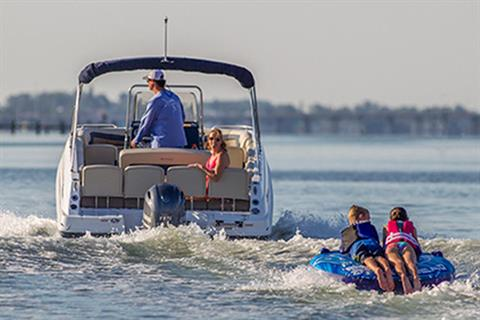 2021 Hurricane Center Console 19 OB in Lafayette, Louisiana - Photo 2