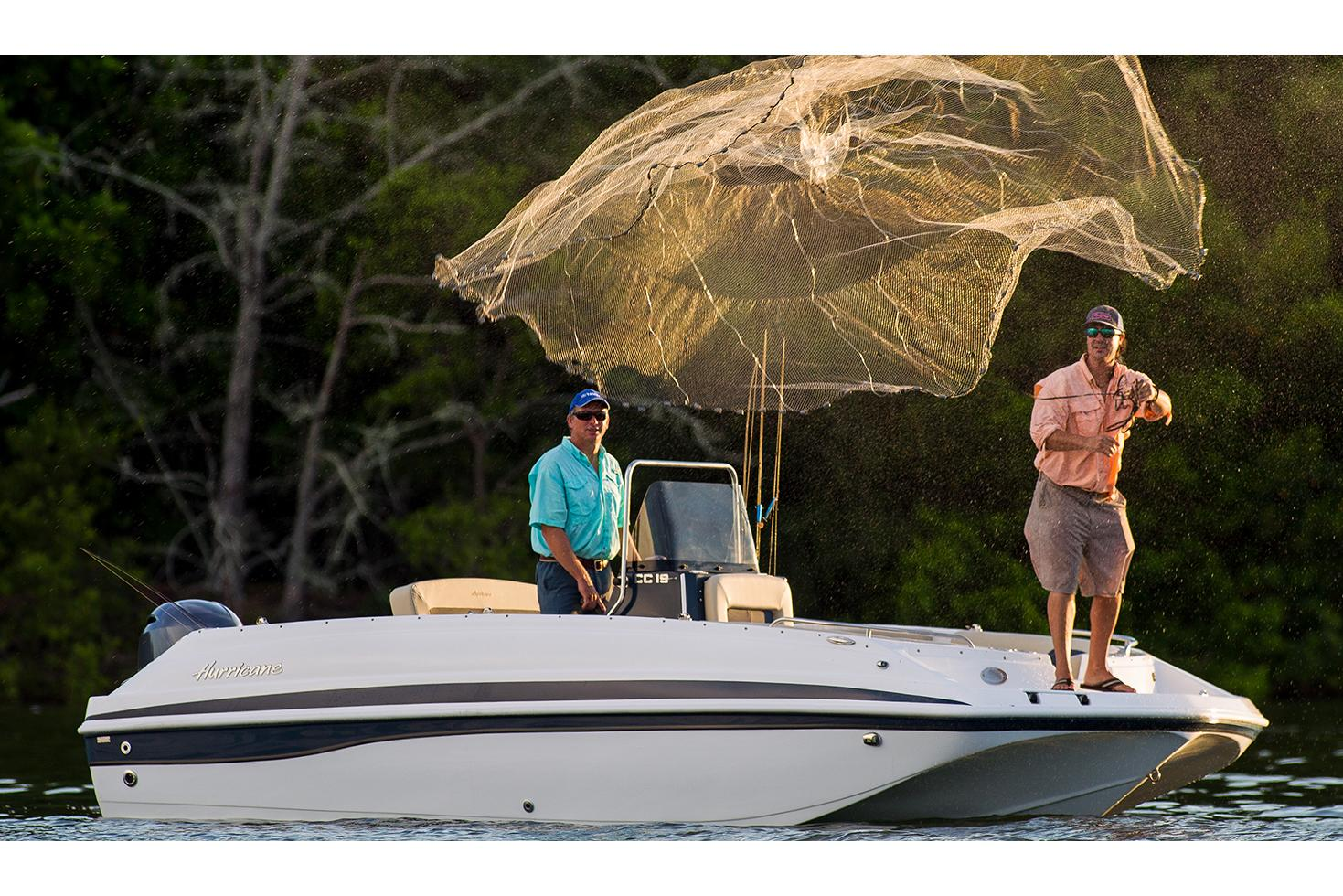 2021 Hurricane Center Console 19 OB in Lafayette, Louisiana - Photo 3