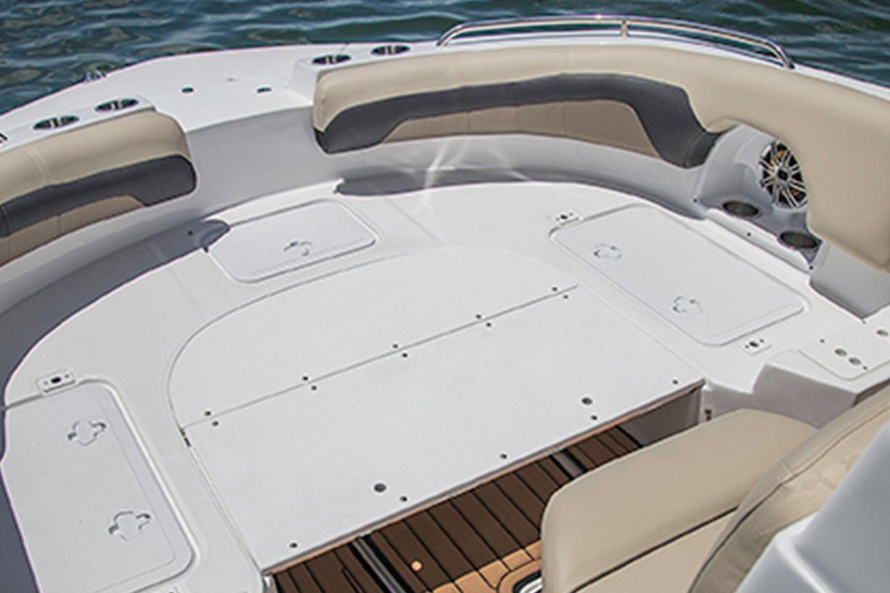 2021 Hurricane Center Console 19 OB in Lafayette, Louisiana - Photo 5