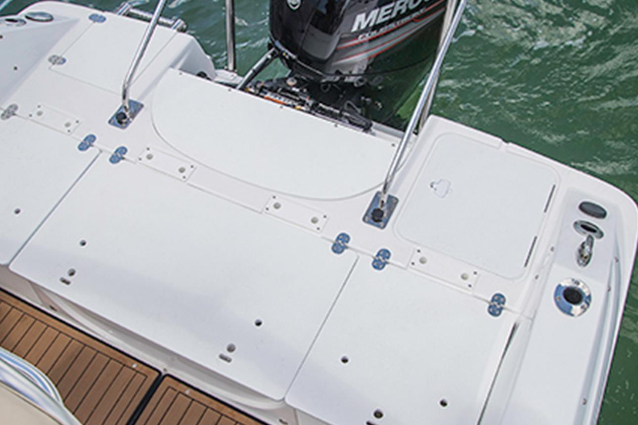 2021 Hurricane Center Console 19 OB in Lafayette, Louisiana - Photo 6