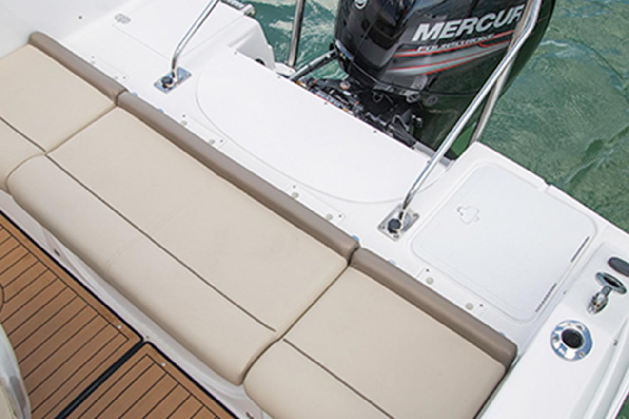 2021 Hurricane Center Console 19 OB in Lafayette, Louisiana - Photo 7