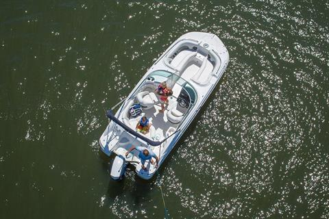 2021 Hurricane SunDeck 2200 DC OB in Lake City, Florida - Photo 3
