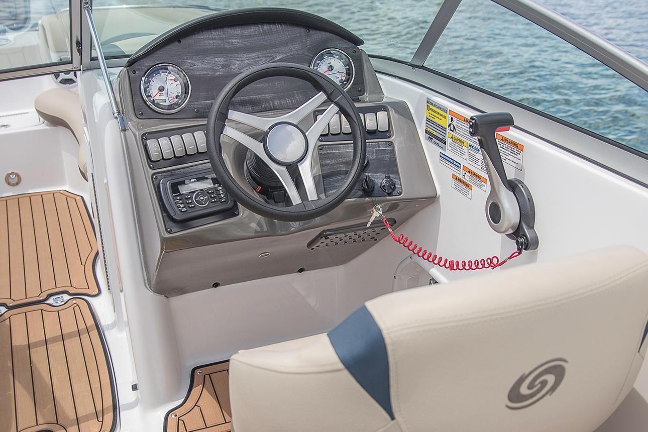 2021 Hurricane SunDeck 2200 DC OB in Lake City, Florida - Photo 6