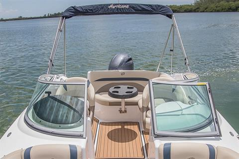 2021 Hurricane SunDeck 2200 DC OB in Lake City, Florida - Photo 8