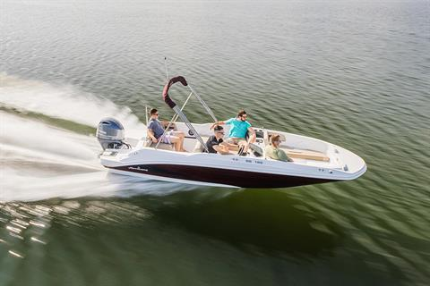 2021 Hurricane SunDeck Sport 185 OB in Bridgeport, New York