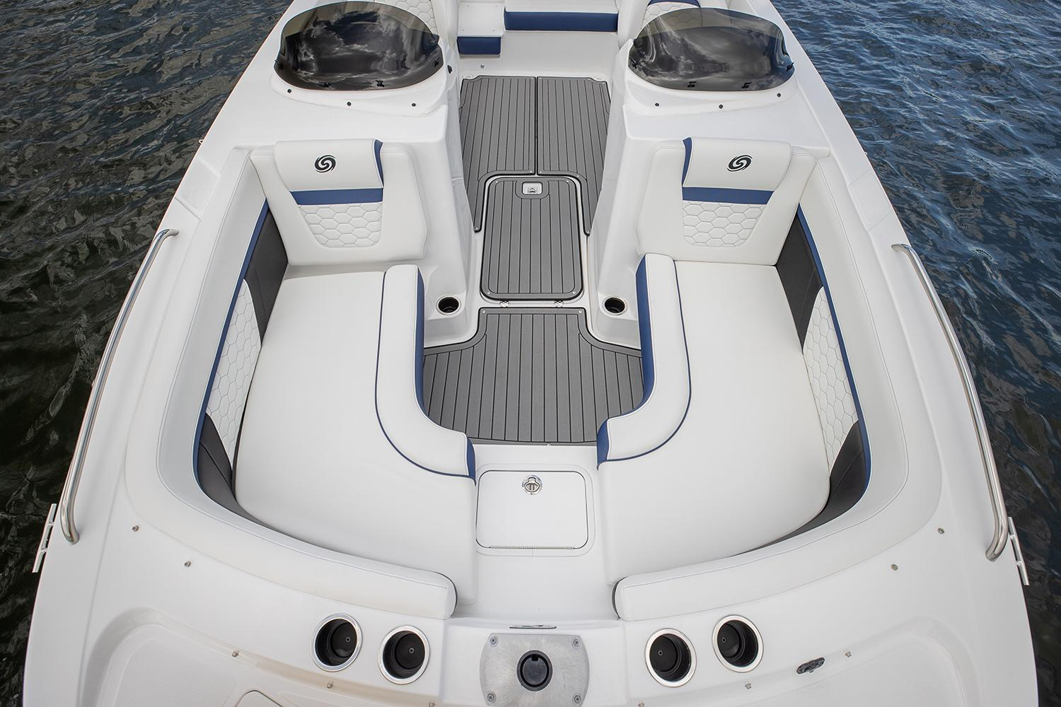 2021 Hurricane SunDeck Sport 192 OB in Lafayette, Louisiana - Photo 8