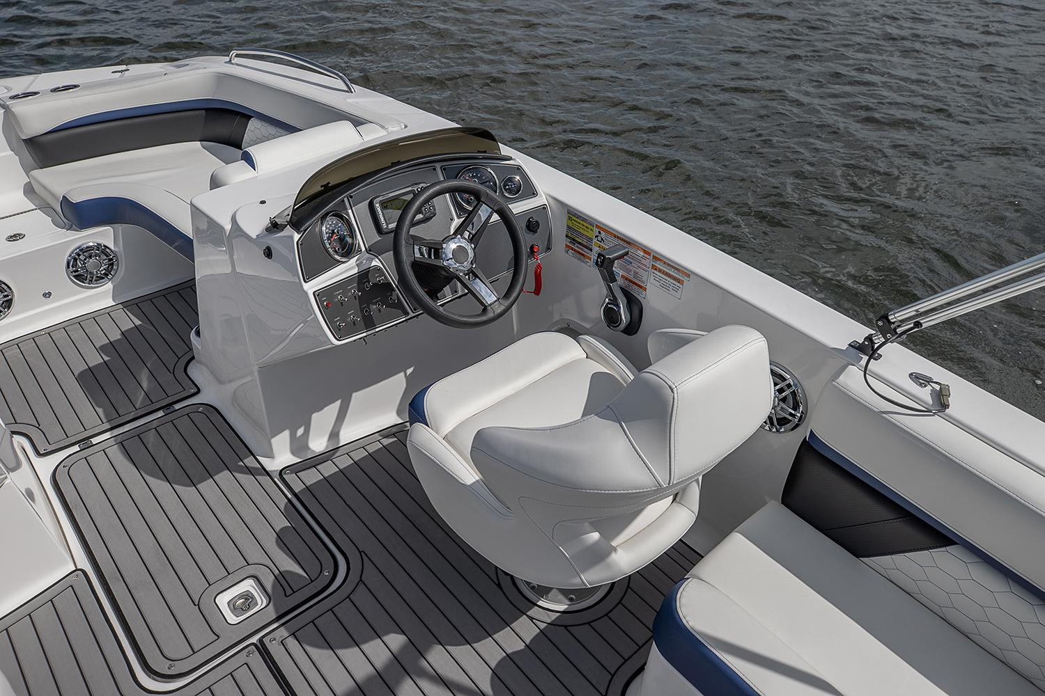 2021 Hurricane SunDeck Sport 192 OB in Lafayette, Louisiana - Photo 10