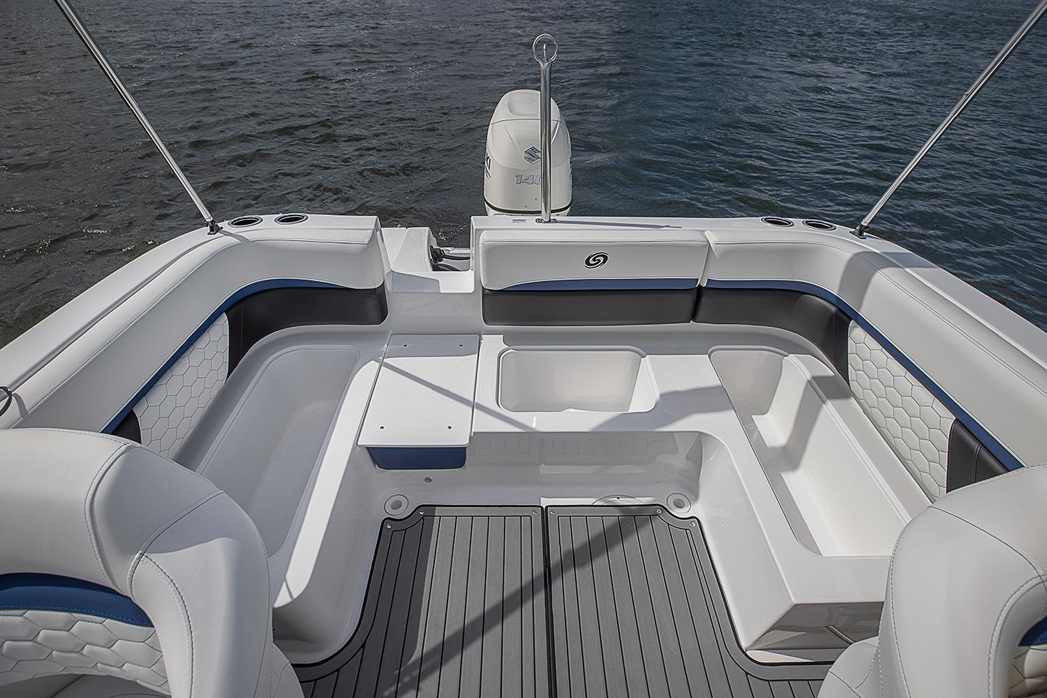 2021 Hurricane SunDeck Sport 192 OB in Lafayette, Louisiana - Photo 14