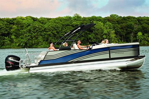 2018 Harris Grand Mariner 230 in Cable, Wisconsin