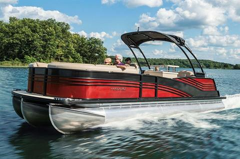 2018 Harris Grand Mariner CW 270 Twin Engine in Cable, Wisconsin