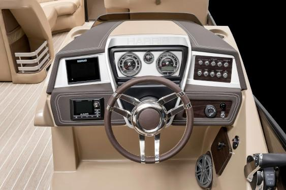 2019 Harris Grand Mariner SEL 250 in Cable, Wisconsin