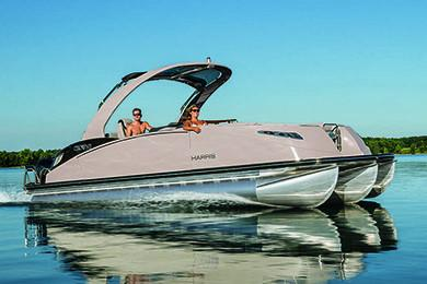 2019 Harris Crowne DL 250 in Cable, Wisconsin
