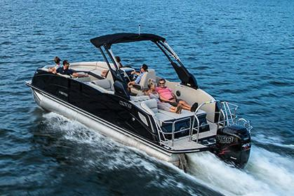2019 Harris Crowne SL 270 in Cable, Wisconsin