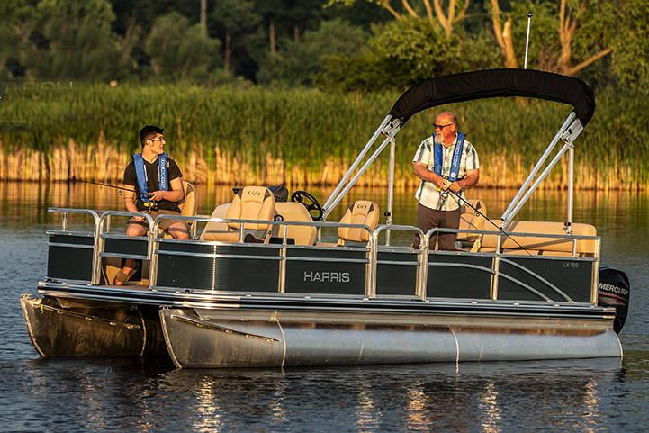 2019 Harris Cruiser LX160 Fish in Cable, Wisconsin