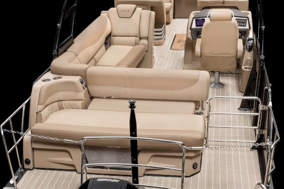 2019 Harris Grand Mariner 250 in Cable, Wisconsin - Photo 8
