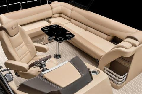 2019 Harris Grand Mariner 250 Twin Engine in Cable, Wisconsin