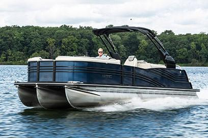 2019 Harris Grand Mariner 270 in Cable, Wisconsin