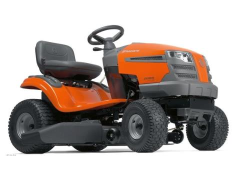 2012 Husqvarna Power Equipment LTH18538 in Terre Haute, Indiana