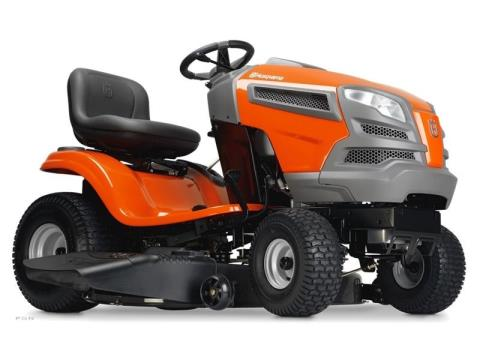 2012 Husqvarna Power Equipment YTH22V42 in Terre Haute, Indiana