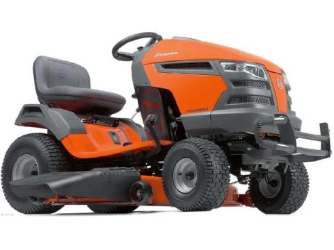 2012 Husqvarna Power Equipment YTH22V46XLS in Walsh, Colorado
