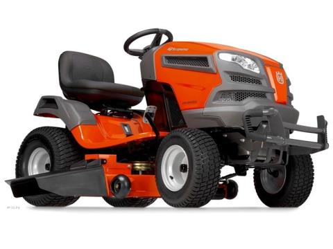2012 Husqvarna Power Equipment YTH24V42LS in Terre Haute, Indiana