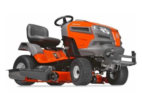 2012 Husqvarna Power Equipment YTH24V54XLS in Walsh, Colorado