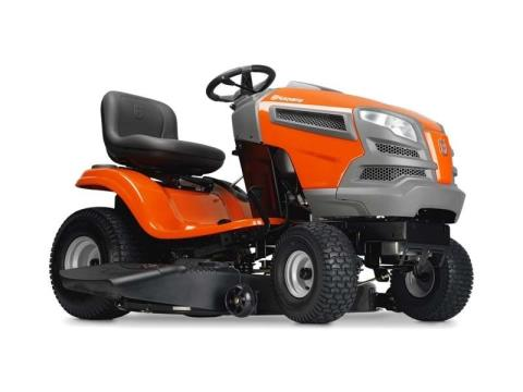 2013 Husqvarna Power Equipment YTH22V46 in Chester, Vermont