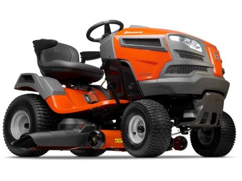 2013 Husqvarna Power Equipment YTH24K48 Fast Tractor™ in Chester, Vermont