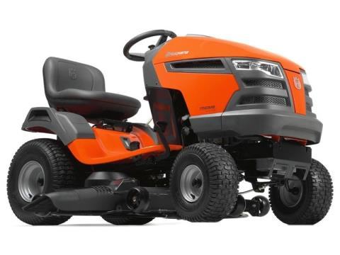 2013 Husqvarna Power Equipment YTH23V48 in Chester, Vermont