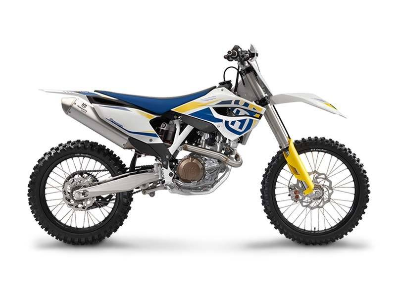 2014 Husqvarna FC 450 in Bozeman, Montana - Photo 5