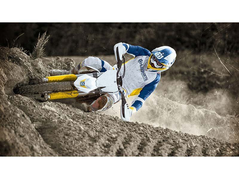 2014 Husqvarna FC 450 in Bozeman, Montana - Photo 7