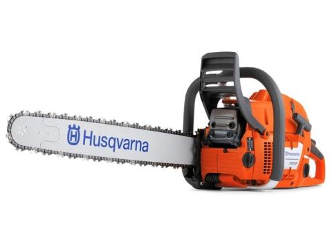 2014 Husqvarna Power Equipment 390 XP® W 28 in. in Hancock, Wisconsin