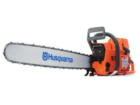 2014 Husqvarna Power Equipment 395 XP® G 24 in. in Hancock, Wisconsin