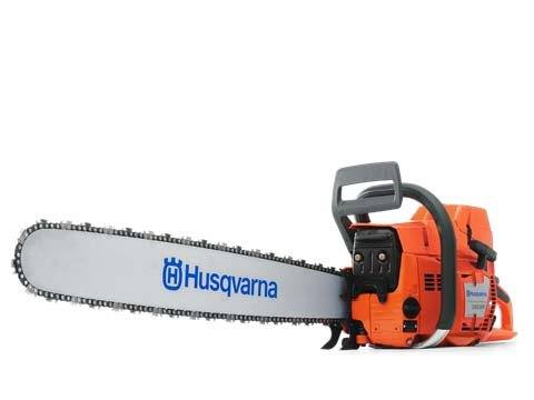 2014 Husqvarna Power Equipment 395 XP® W 36 in. in Hancock, Wisconsin