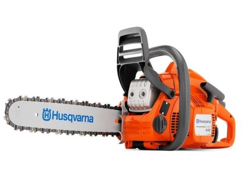 2014 Husqvarna Power Equipment 440 e-series 16 in. Fully Assembled in Hancock, Wisconsin