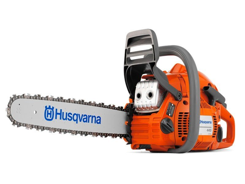2014 Husqvarna Power Equipment 445 16 in. Fully Assembled in Hancock, Wisconsin