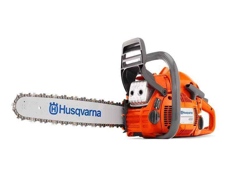 2014 Husqvarna Power Equipment 450 18 in. Fully Assembled in Hancock, Wisconsin