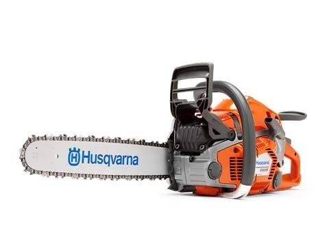 2014 Husqvarna Power Equipment 550 XP® TrioBrake 18 in. 0.050 in Hancock, Wisconsin
