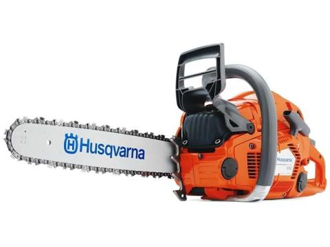 2014 Husqvarna Power Equipment 555 20 in. 0.050 in Hancock, Wisconsin