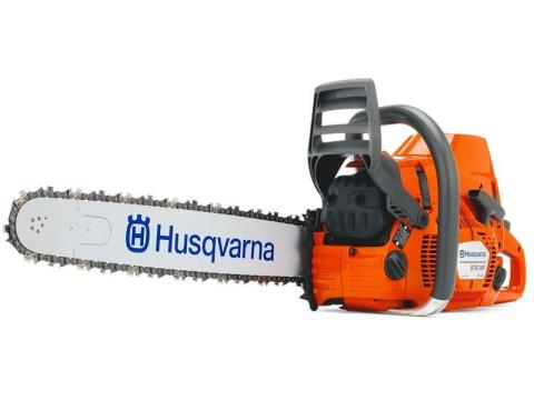 2014 Husqvarna Power Equipment 576 XP® 20 in. 0.050 in Hancock, Wisconsin
