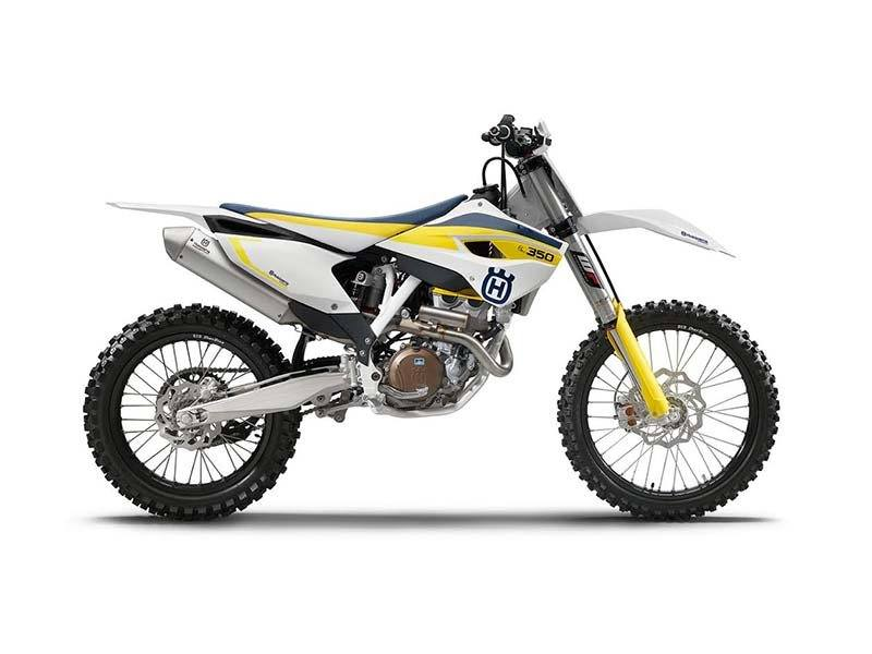 2015 Husqvarna FC 350 in Daytona Beach, Florida