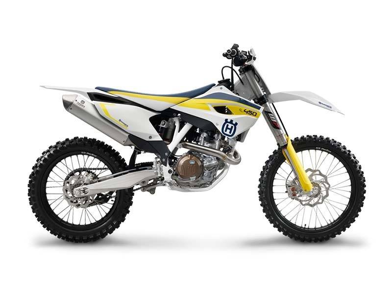 2015 Husqvarna FC 450 in Orange, California