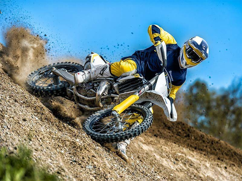 2015 Husqvarna TC 125 in Orange, California