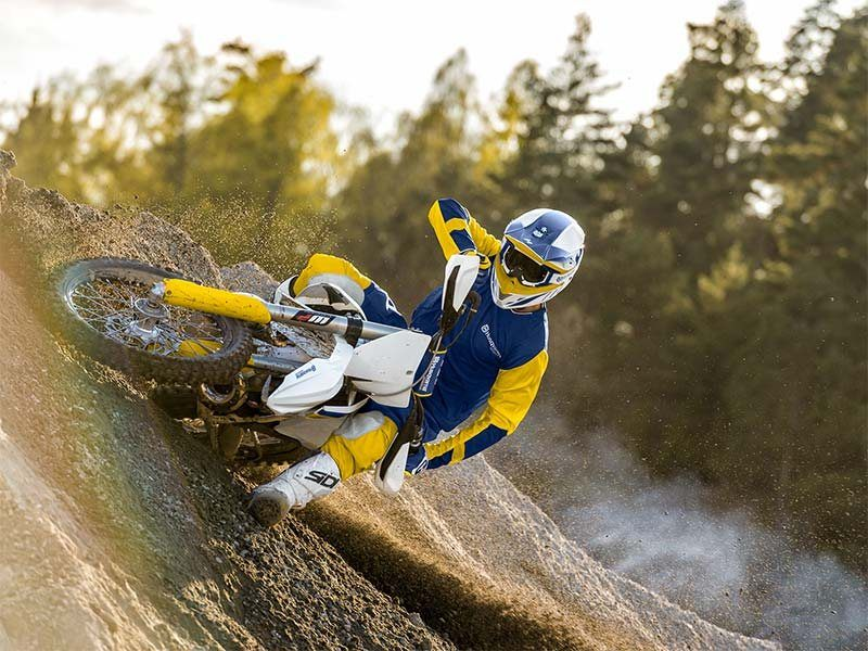 2015 Husqvarna TC 250 in Orange, California