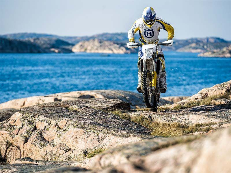 2015 Husqvarna FE 250 in Daytona Beach, Florida
