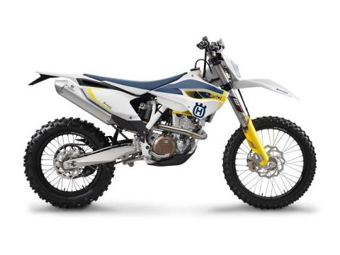 2015 Husqvarna FE 350 in Daytona Beach, Florida