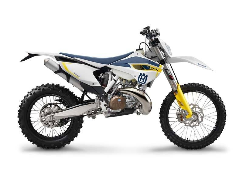 2015 Husqvarna TE 300 in Orange, California