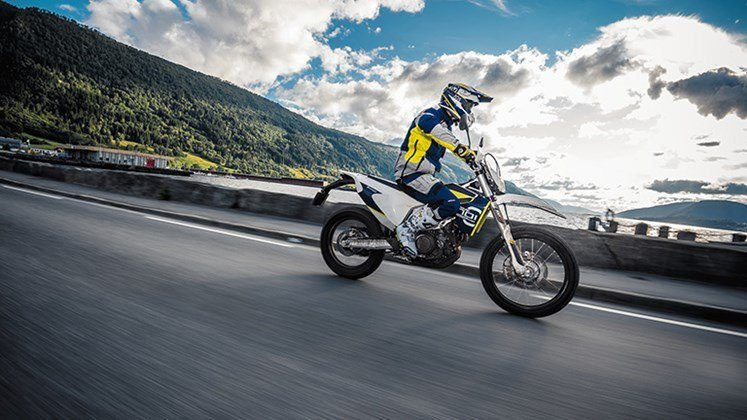 2016 Husqvarna 701 Enduro in Costa Mesa, California