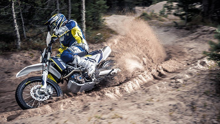 2016 Husqvarna 701 Enduro in Orange, California