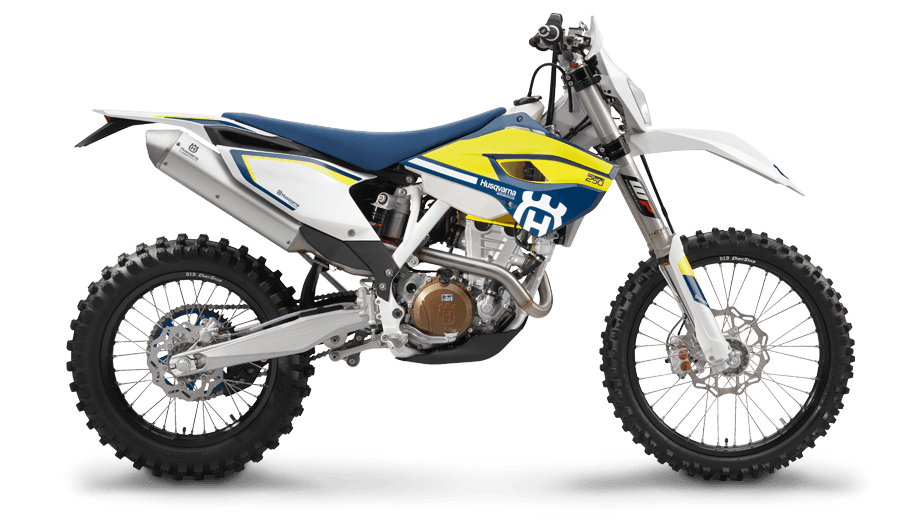 2016 Husqvarna FE 250 in Orange, California